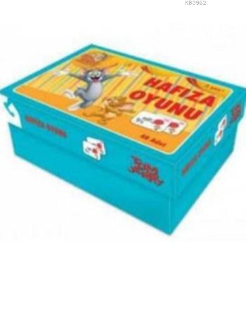 Tom ve Jerry Hafıza Oyunu (48 Parça)