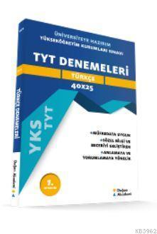 Doğan Akademi TYT Türkçe Denemeleri