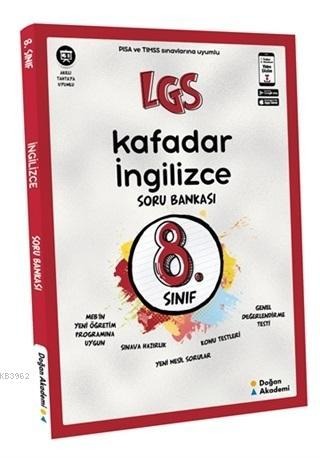 8. Sınıf LGS Kafadar Fen Bilimleri Soru Bankası