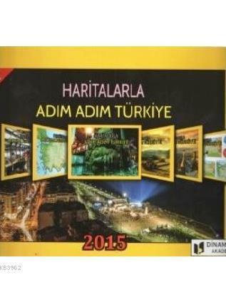2015 Haritalarla Adım Adım Türkiye