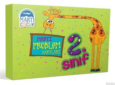 Martı Problem Kartları 2. Sınıf