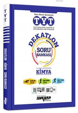 TYT Dekatlon Kimya Soru Bankası