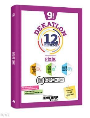 10. Sınıf Dekatlon Matematik 12 Deneme