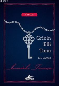 Grinin Elli Tonu Günlük - İçimdeki Tanrıça; Fifty Shades of Grey: Inner Goddess A Journal