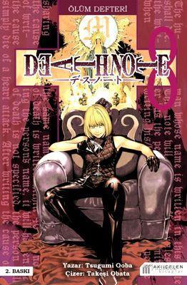 Death Note; Ölüm Defteri 8