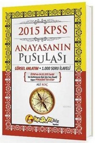 KPSS Anayasanın Pusulası 2015