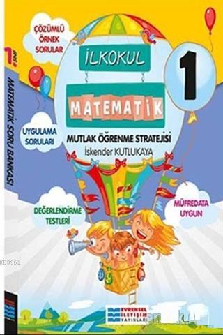 Evrensel İletişim Yayınları 1. Sınıf Matematik Mutlak Öğrenme Stratejisi Evrensel İletişim