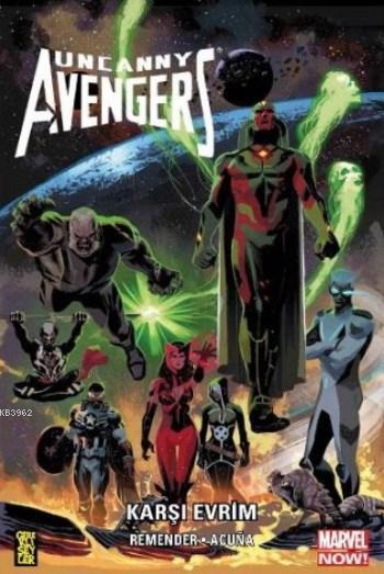 Uncanny Avengers Karşı Evrim