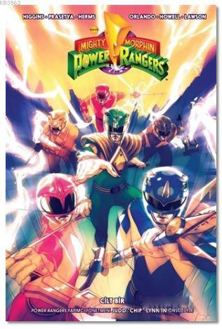 Power Rangers Cilt 1