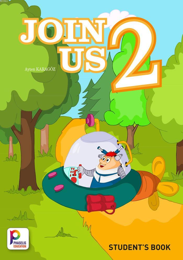 Join Us 2 - Student's Book