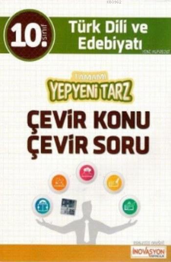 10. Sınıf Türk Dili ve Edebiyatı Konu Çevir Soru