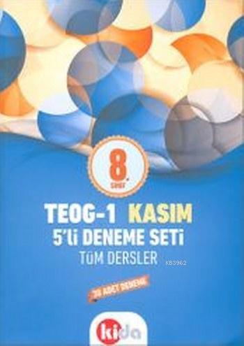 8. Sınıf TEOG-1 Kasım 5'li Deneme Seti; Tüm Dersler