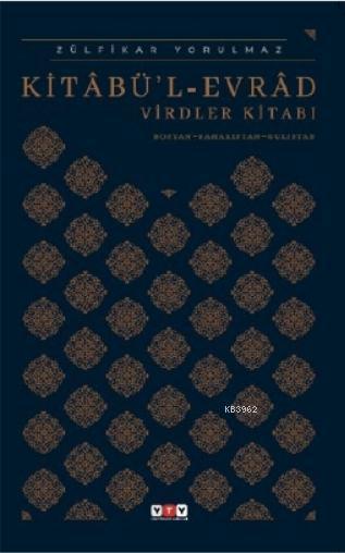 Kitabü'l Evrad Virdler Kitabı