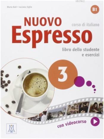 Nuovo Espresso 3+DVD ROM (B1)