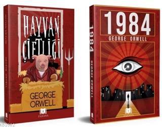 George Orwell Seti (2 Kitap Takım)