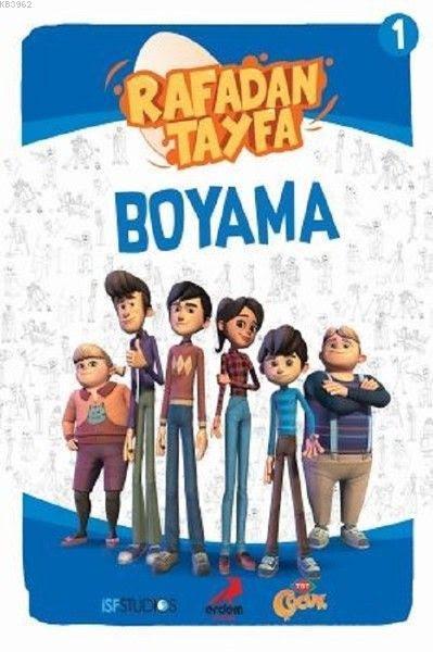 Rafadan Tayfa - Boyama 1
