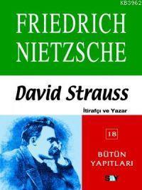 David Strauss; İtirafçı ve Yazar