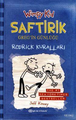 Saftirik Greg'in Günlüğü 2; Rodrick Kuralları