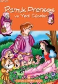 Turuncu Masallar - Pamuk Prenses ve Yedi Cüceler