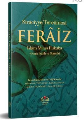 Feraiz; Uygulamalı Miras Hukuku