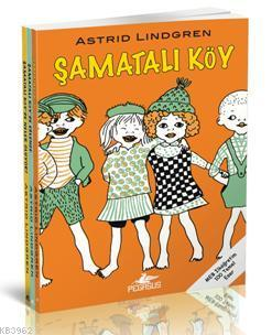 Şamatalı Köy Serisi; Özel Set - MEB 100 Temel Eser 3 Kitap