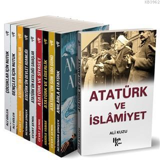 Mustafa Kemal Kütüphanesi Seti - 10 Kitap