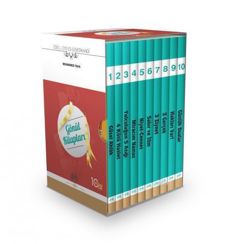 Gönül Kitapları - 10 Kitap Set