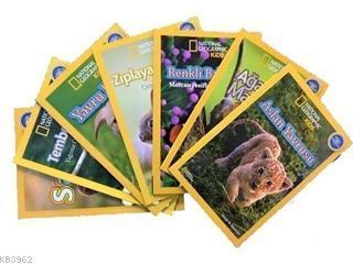 National Geographic Kids-Okul Öncesi Seti-7 Kitap Takım