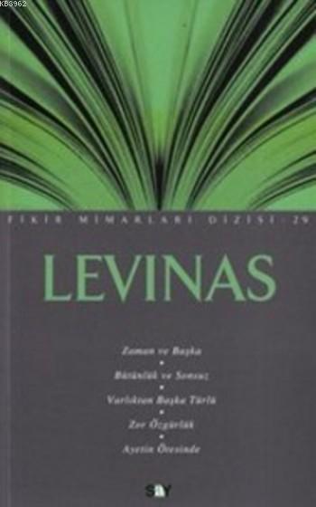 Levinas; Fikir Mimarları 29