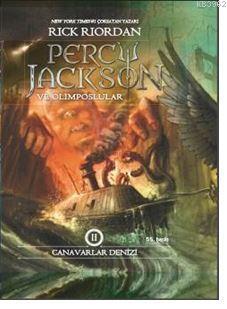 Canavarlar Denizi Hc- Percy Jackson 2