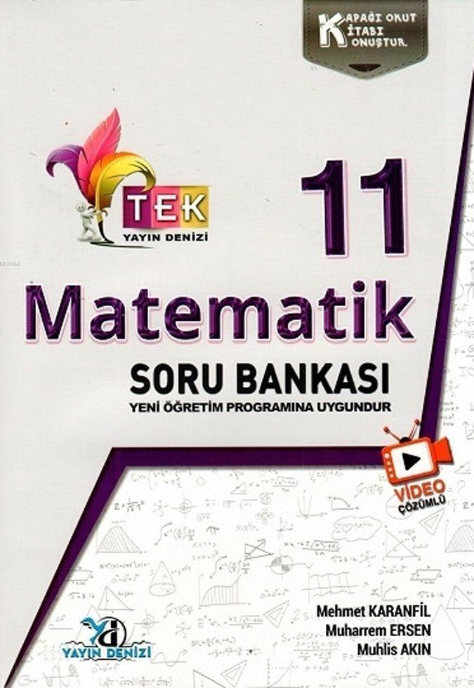 11.Sınıf Tek Vd.Çöz. S.B. Matematik - 2020