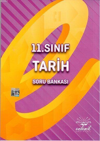 Endemik Yayınları 11. Sınıf Tarih Soru Bankası Endemik