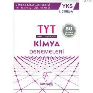 YKS 1.Oturum TYT Kimya Denemeleri