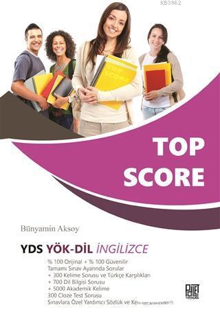 Top Score YDS YÖK-DİL İngilizce