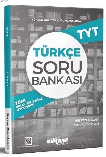 TYT Türkçe Soru Bankası Ankara Yayıncılık