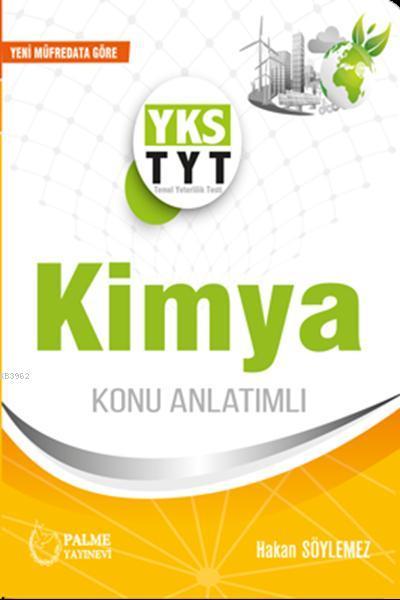 2019 YKS TYT Kimya Konu Anlatımlı