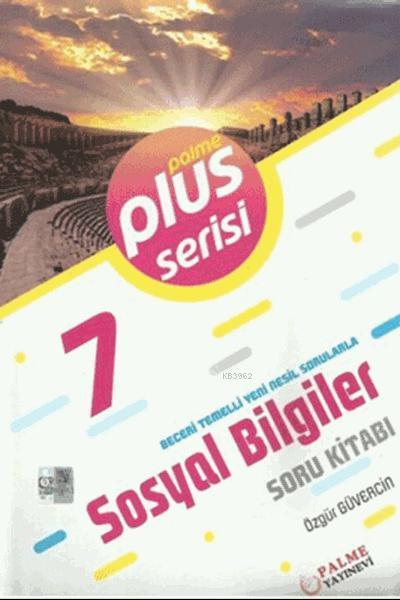 7.Sınıf Plus Serisi Sosyal Bilgiler Soru Bankası