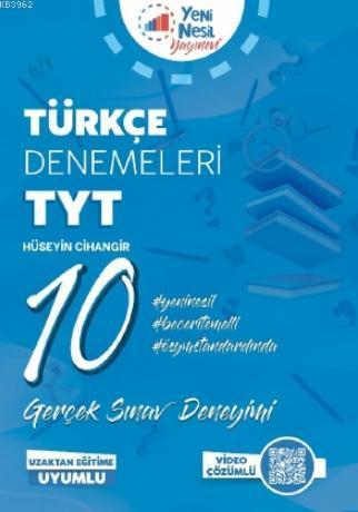 TYT Türkçe 10 Deneme Sınavı