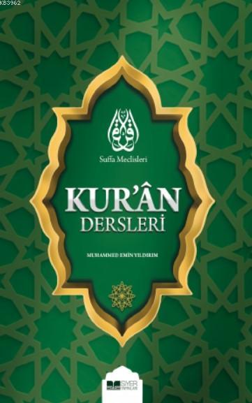 Kur'an Dersleri - Suffa Meclisleri; Ahlakı Kur'ân Davası Furkân
