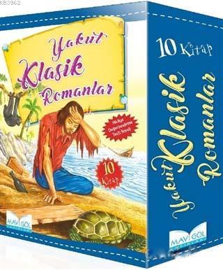 Yakut Klasik Romanlar Serisi (10 Kitap); Hikaye Değerlendirme Testi İlaveli 2 Renk Baskı