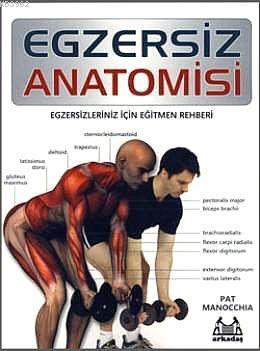 Egzersiz Anatomisi; Egzersizleriniz İçin Eğitmen Rehberi