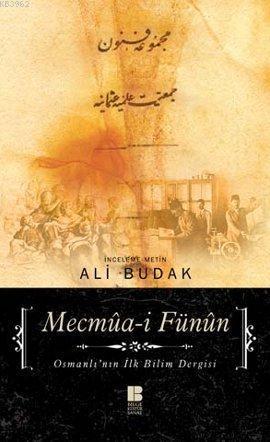 Mecmua-i Fünun - Osmanlı'nın İlk Bilim Dergisi
