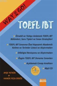 Way 2 Go! TOEFL IBT
