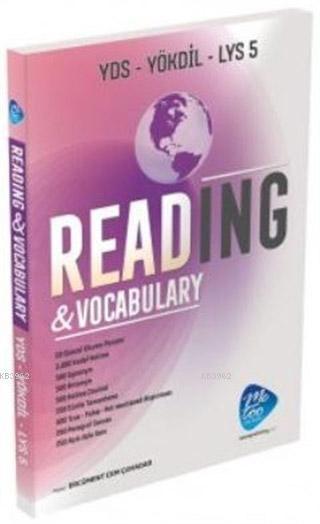 Too Publishing Yayınları YDS Reading ve Vocabulary Me Too Publishing