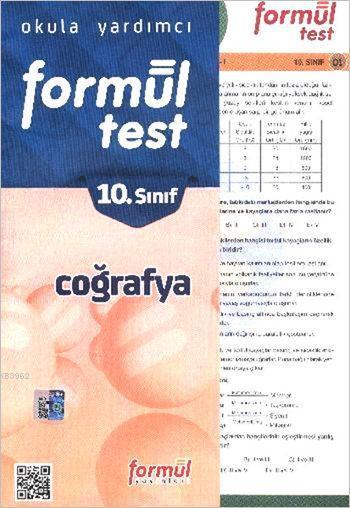 10. Sınıf Coğrafya Yaprak Testler