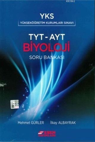 YKS TYT - AYT Biyoloji Soru Bankası