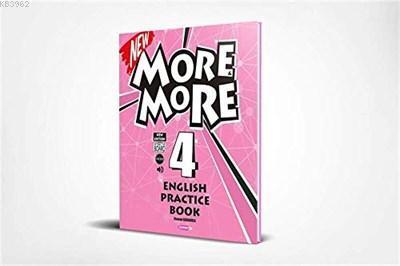 Kurmay - 4. Sınıf More & More Englısh Practıce Book + -  Englısh