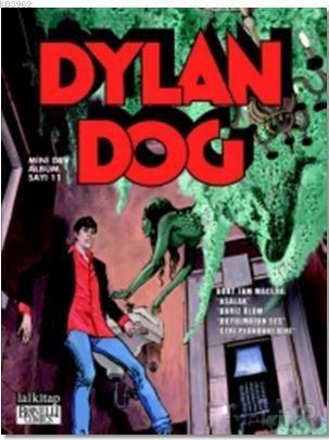 Dylan Dog Mini Dev Albüm 11; Asalak