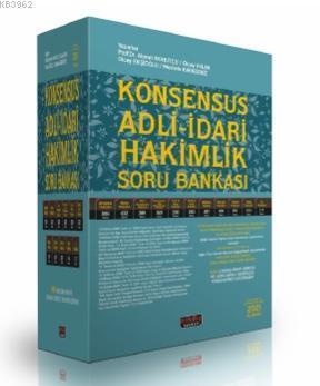 Konsensus Adli - İdari Hakimlik Soru Bankası 2021