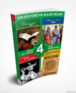 Kaplan Akademi 2020 ÖABT Din Kültürü ve Ahlak Bilgisi 4 Deneme PDF Çözümlü
